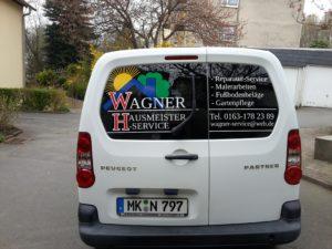 Heck Fahrzeug Hausmeister Wagner Lüdenscheid
